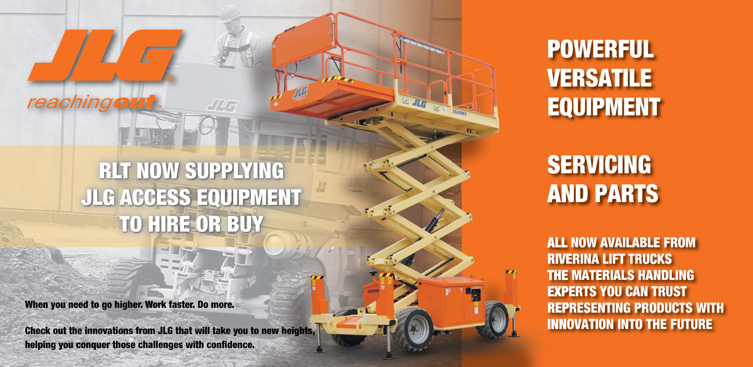 JLG Access Equipment