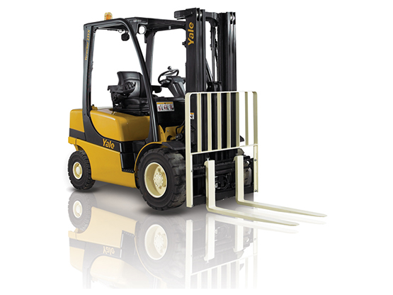 Yale Pneumatic Tyres Counterbalanced Forklift