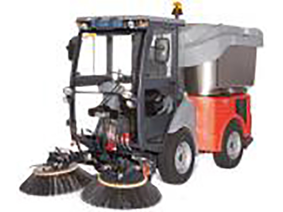 Hako Outdoor Footpath and Street Sweeper - Citymaster 1250