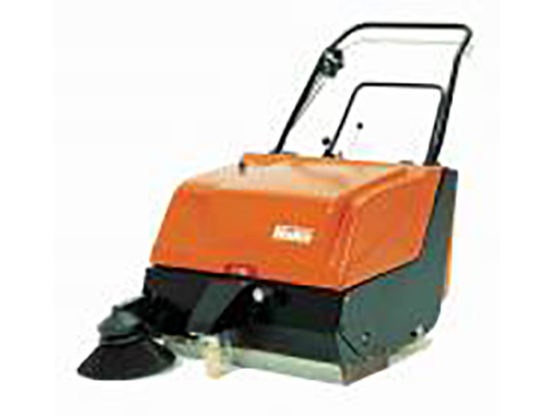 Hako Battery or Petrol Floor Sweeper -SUPERSEDED Hamster 600/700/780