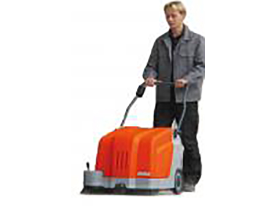 Hako Battery Floor Sweeper - Sweepmaster B500